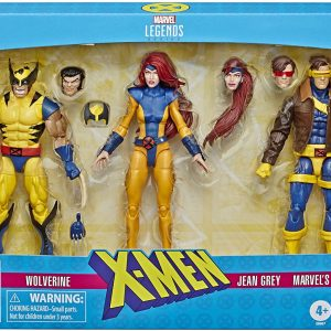 Multicolour Marvel Classic- Pack of 2 X-Men 15 cm Figures ,... Hasbro E86135L0